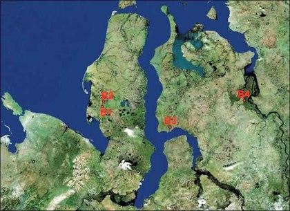 На Ямале обнаружили десятки новых таинственных кратеров