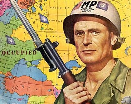Военная стратегия США против России