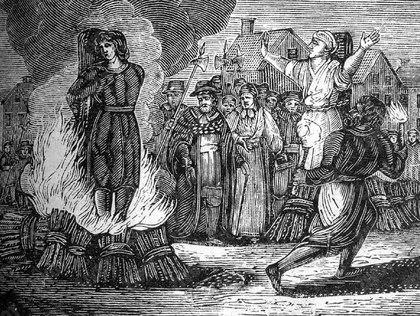 7 фактов об истории развития средневековой демонологии и охоте на ведьм